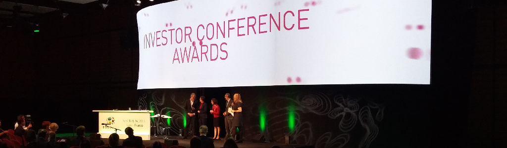 Les lauréats de BioVision 2016