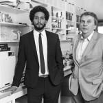 Pierre et Alain Dessein, co-fondateurs de GenePred
